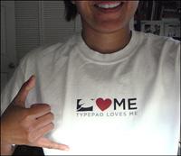 Typepad-shirt