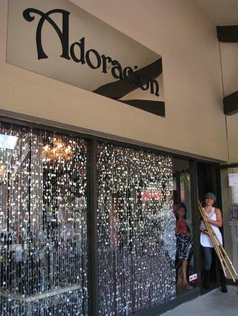 Outside-store