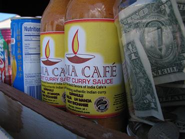 Curry-Sauce
