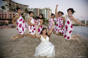 Bridesmaid Dresses In Hawaii 99